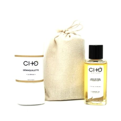 Cleansing KIT - Set Limpiador Facial Natural